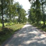 Pilgrimsled Hjo-Kungslena mellan Fröjered och Klämmesbo, Tidaholm